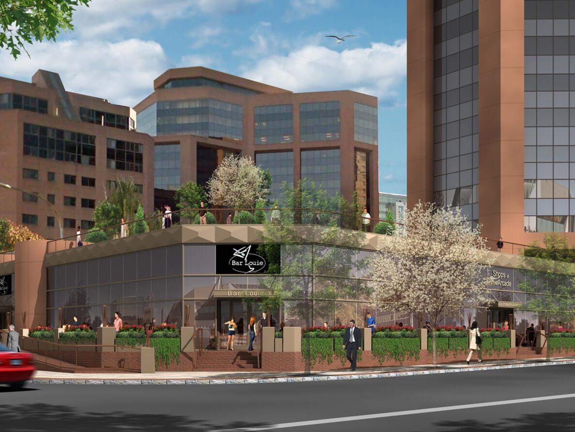 City Square Future Main Street Retail